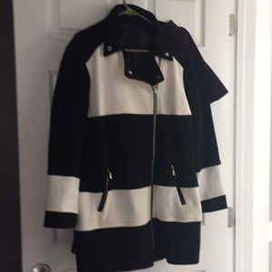 beautiful INC coat